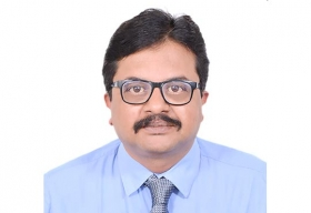 Author SURESH .V. MENON, Principal Trainer and Consultant of Six Sigma and Strategic Management